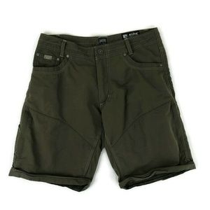 Men's Kuhl Liberator Convertible Stealth Shorts